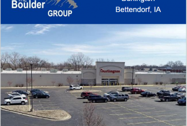 New Listing | Burlington | 9.00% Cap Rate | Renewal Option Exercised