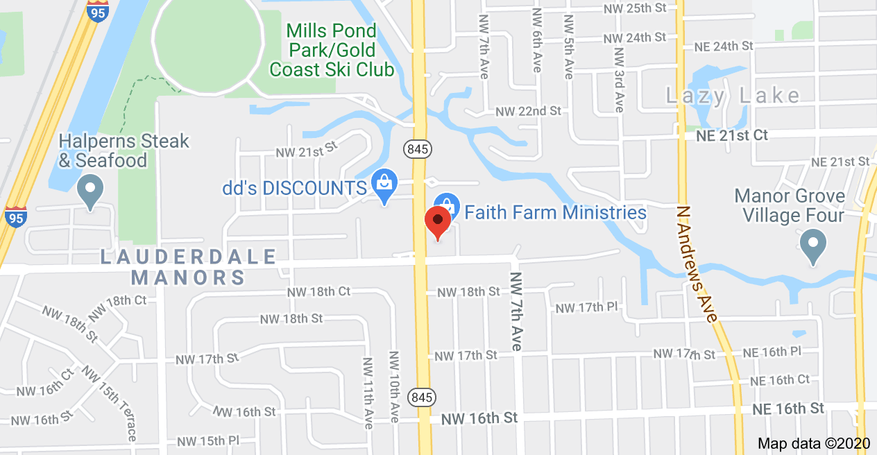 1900 NW 9 Ave, Oakland Park , Fl 33311