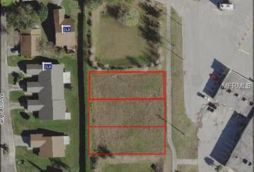 3 plots of vacant land on Seminole Ave., Saint Cloud, FL 34769
